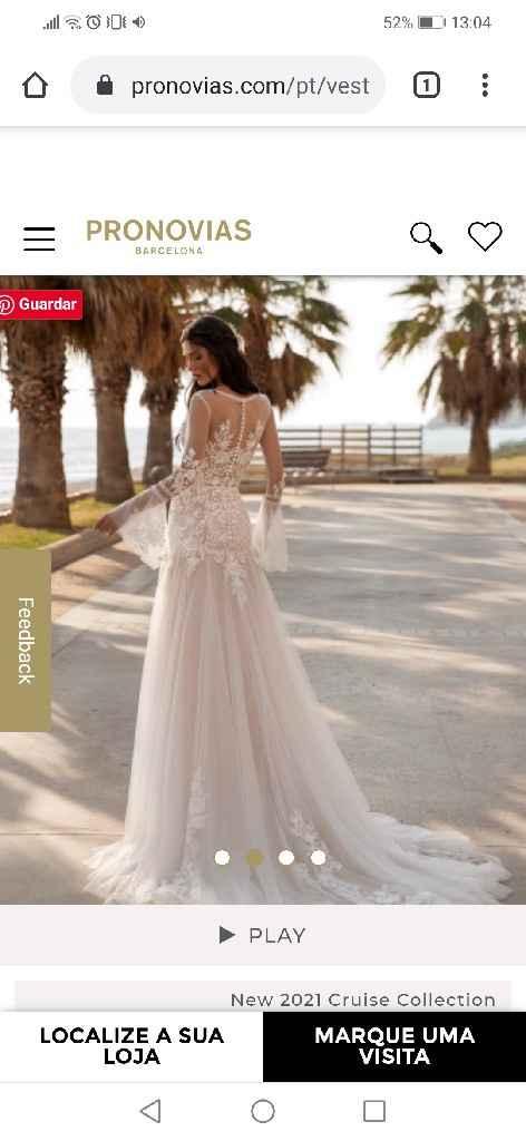 Para as noivas de 2021: Pronovias - 1