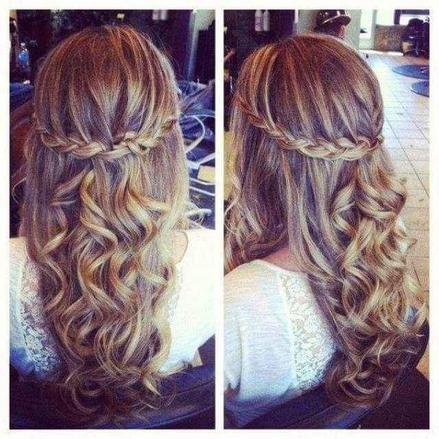Cabelo: penteados e mais penteados... - 1