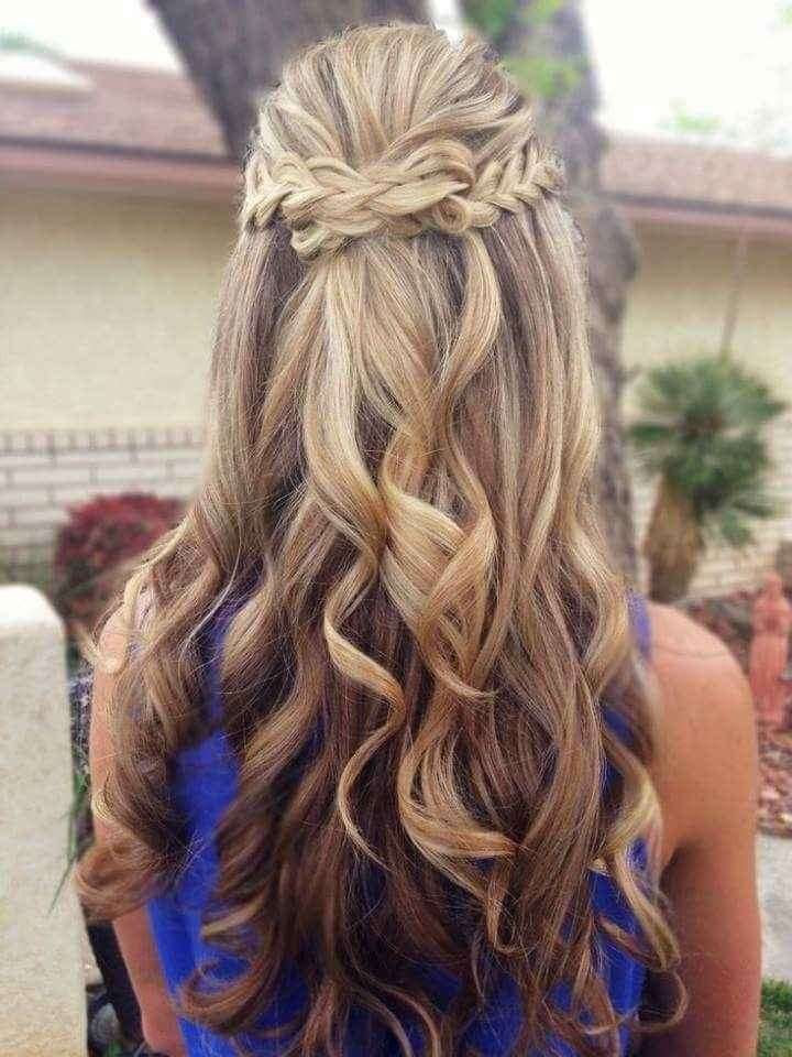 Cabelo: penteados e mais penteados... - 2