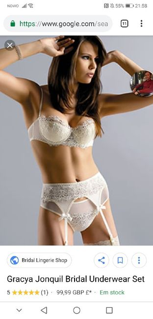 Lingerie (sexy) ❤️ 1