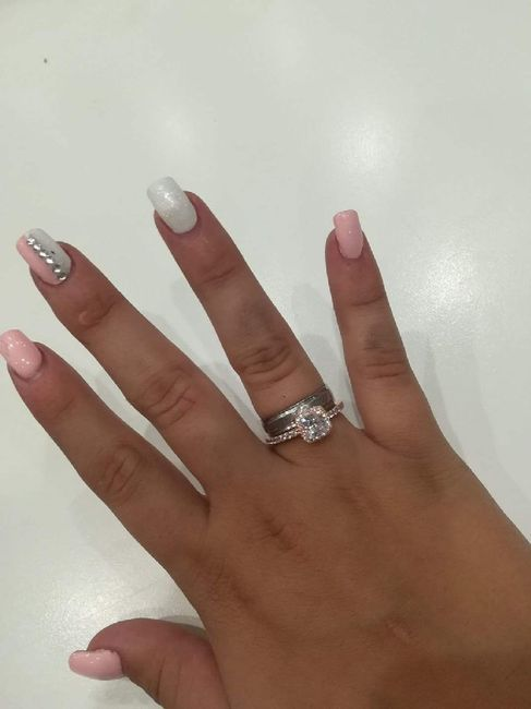 Mostra-nos o teu anel de noivado 😍💍 11