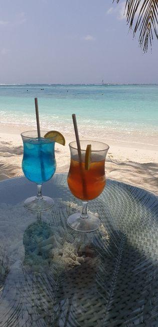 Lua de mel- Maldivas 6