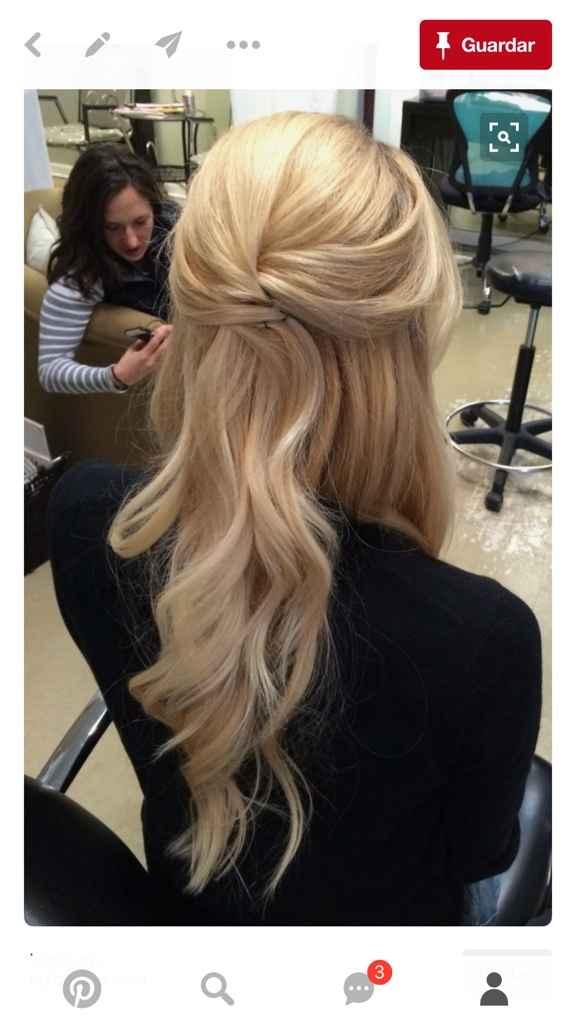 Prova penteado - 1