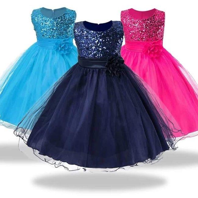 Vestidos menina alianças 4