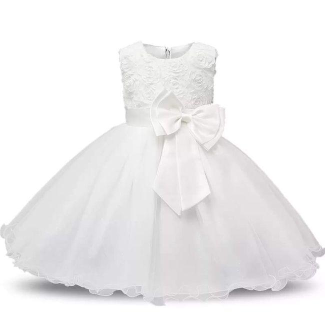 Vestidos menina alianças 5