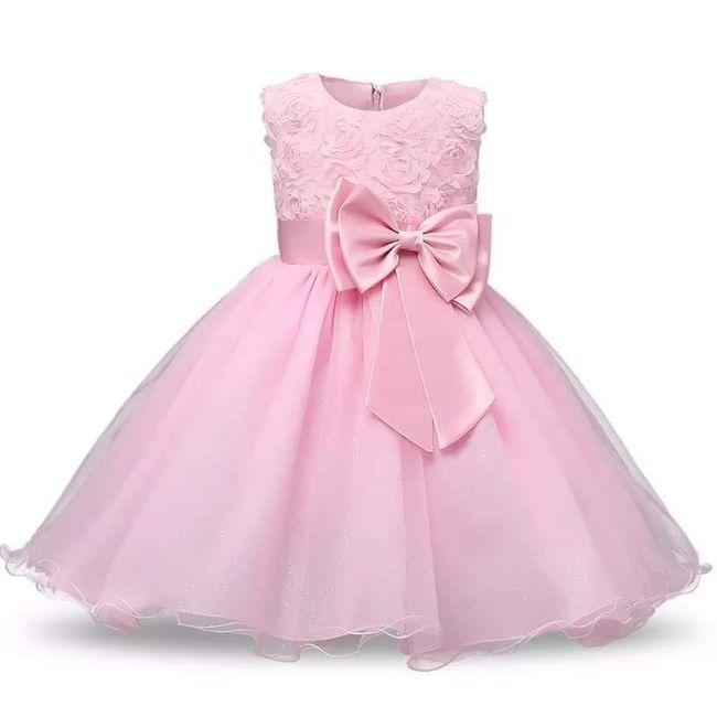Vestidos menina alianças 6