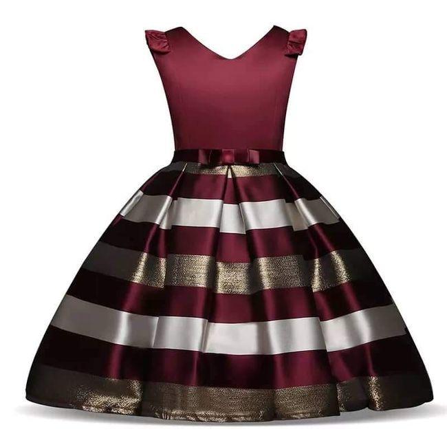 Vestidos menina alianças 10