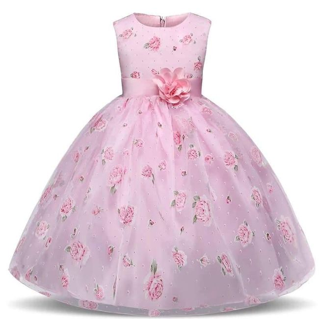 Vestidos menina alianças 11