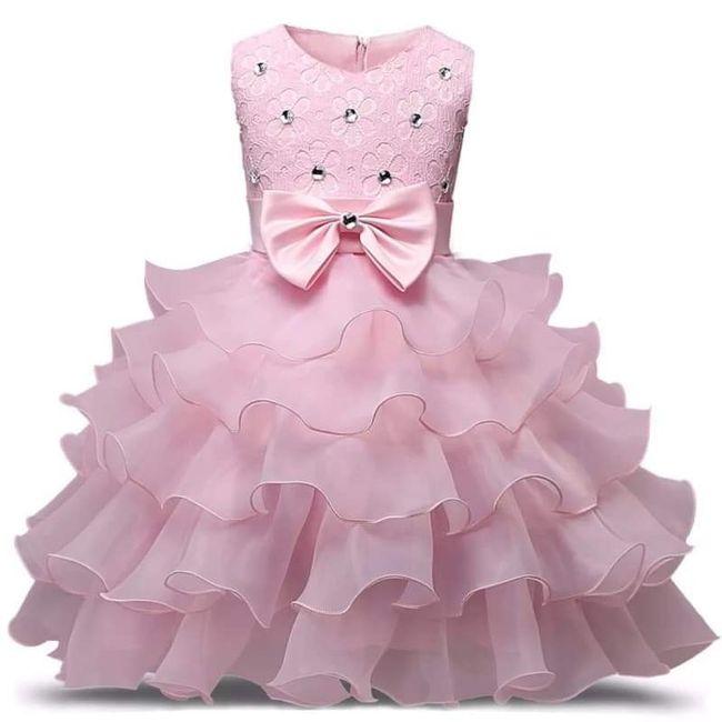 Vestidos menina alianças 12