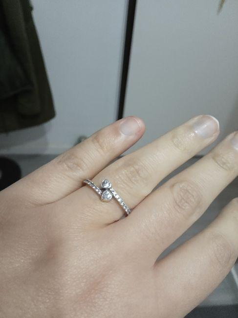 Bora partilhar o nosso anel de noivado? 💍😍 19
