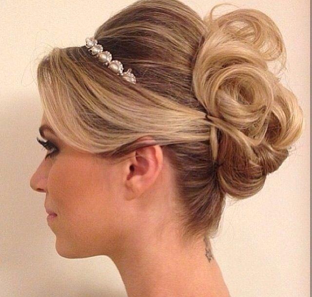 Populares Penteados noivas - cabelo curto UR42