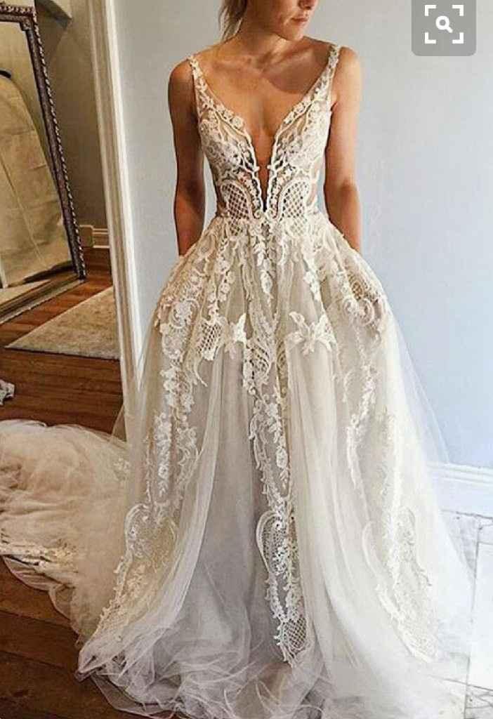 O que acham do vestido que escolhi? - 1