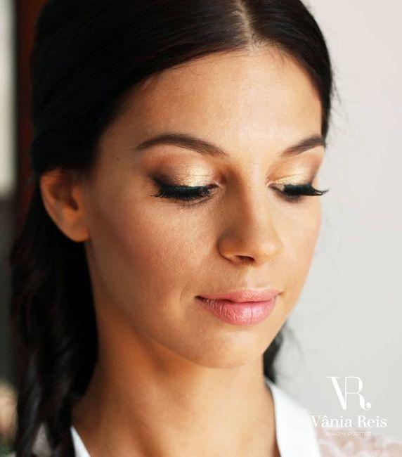 Make-up by Vânia Reis