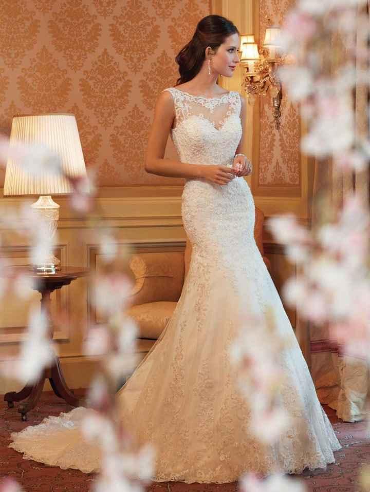 1- Vestido Sophia Tolli