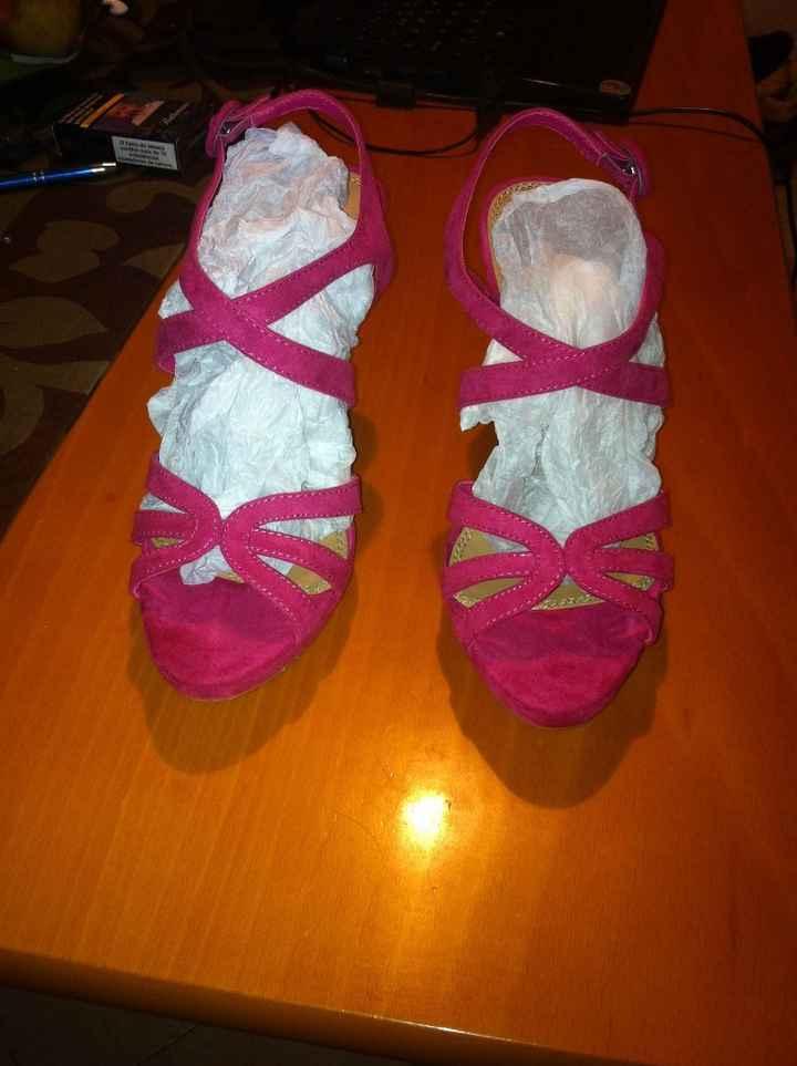 Sandálias que eram para ser e já não serão :(