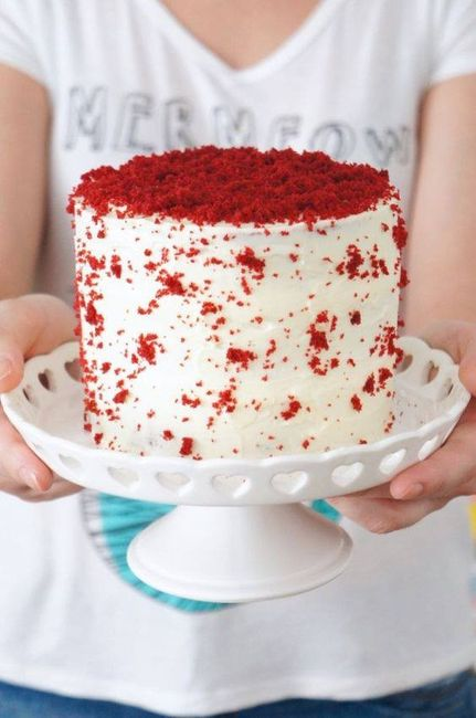 Red Velvet Cake 5