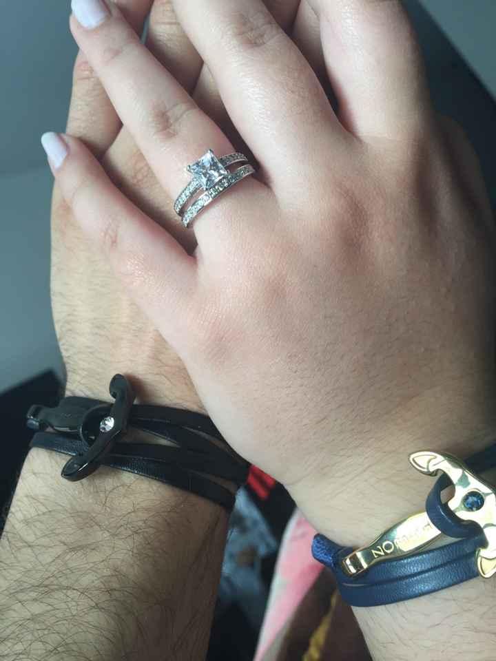 O meu pedido + anel - 1