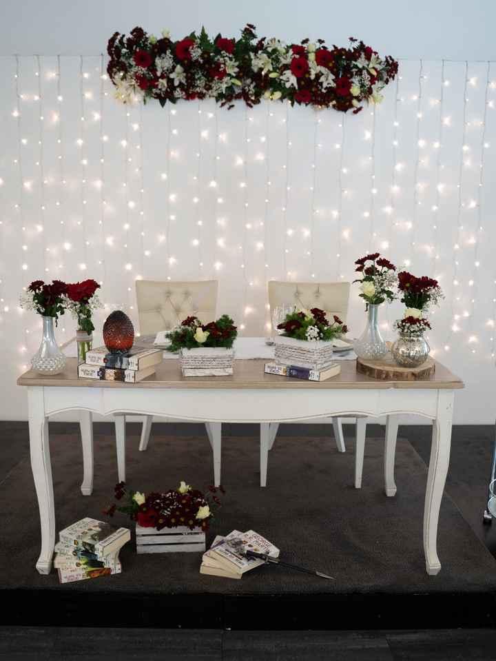a decoração do meu casamento - 7