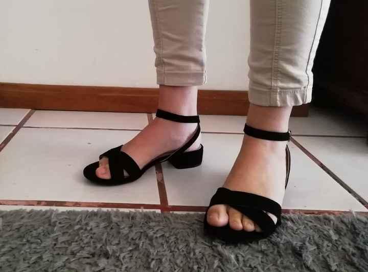 Sapatos heelchanger - 1