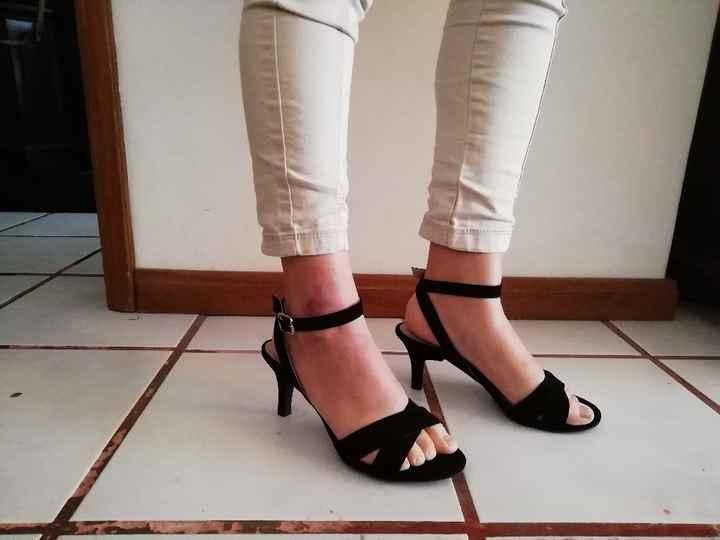 Sapatos heelchanger - 2
