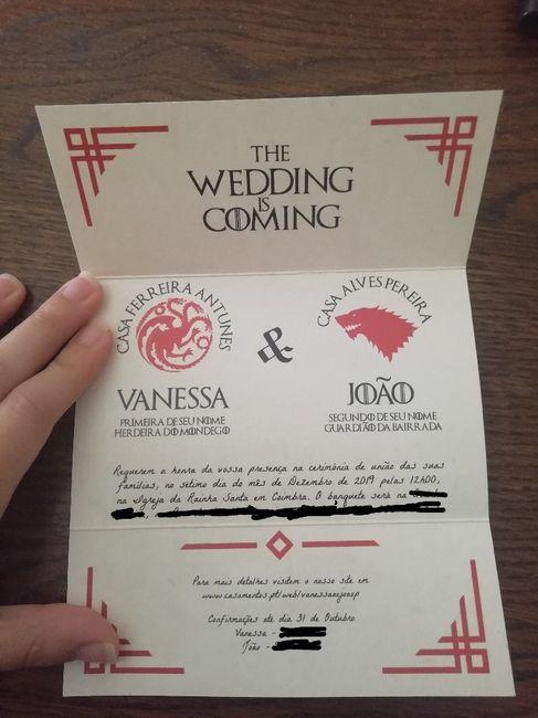 2 meses de noivado - checks 2