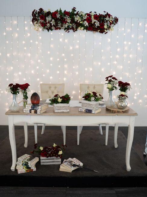 a decoração do meu casamento 7