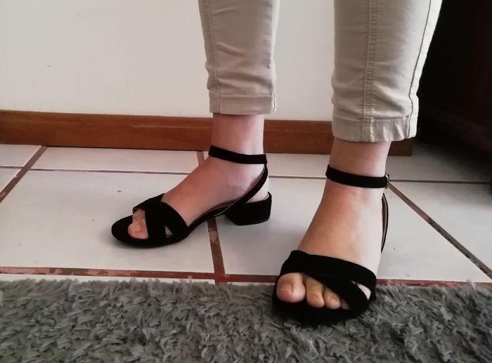 Sapatos heelchanger 1