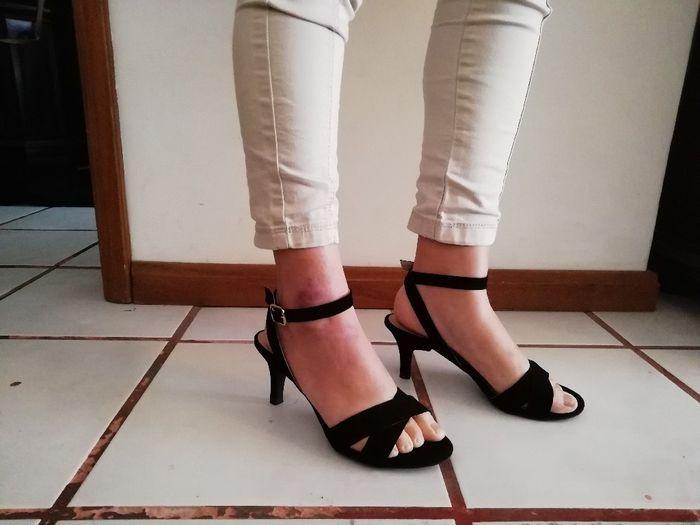 Sapatos heelchanger 2