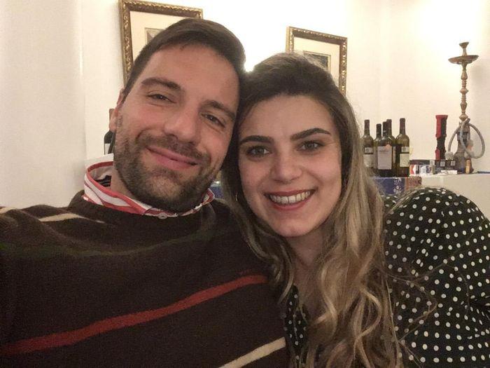 Já tiraram a primeira foto juntos de 2020? 📸 - 1