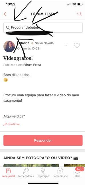 Videografos! 1
