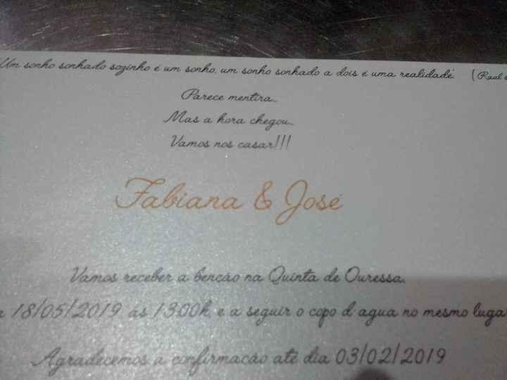 Check convites - 1