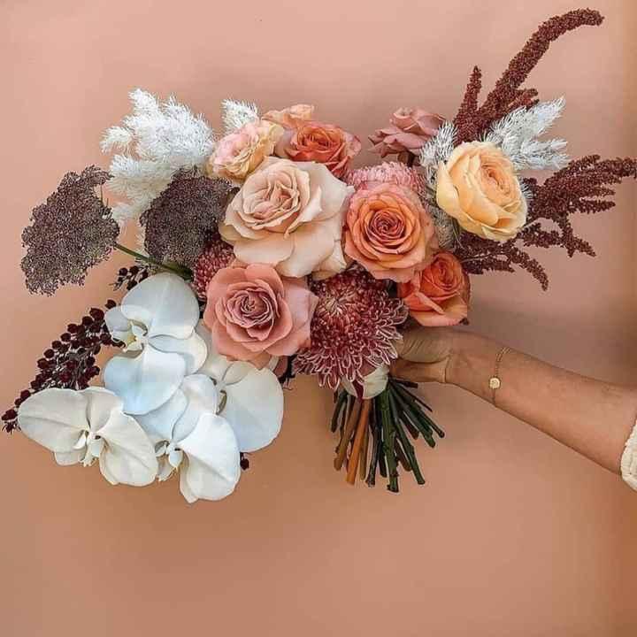 Bouquet greenery ou de outra cor? - 1
