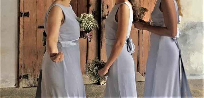 vestido damas 1
