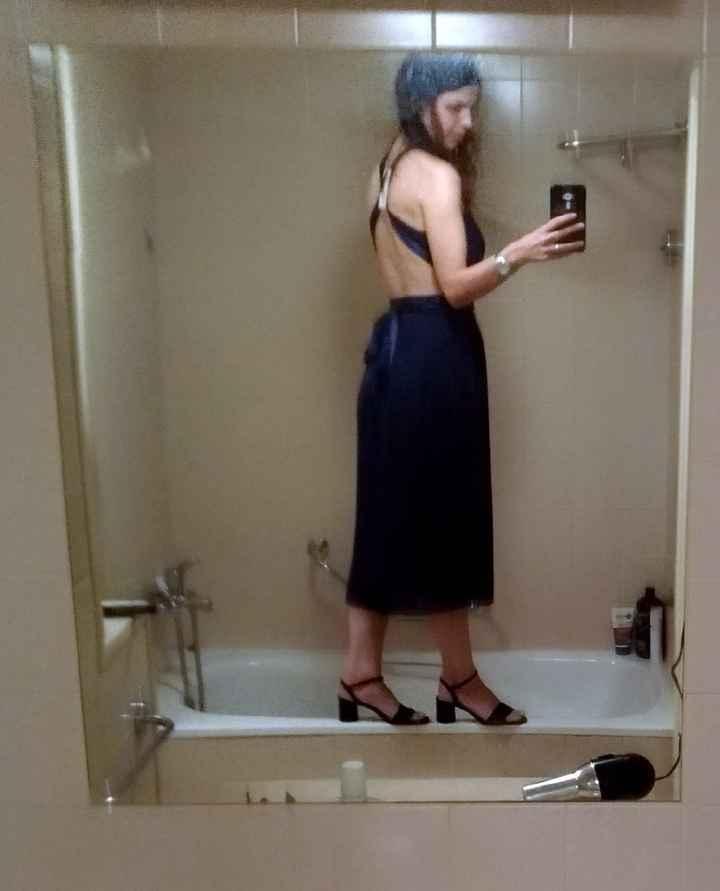 Pedido de opiniões - vestido de convidada - 4