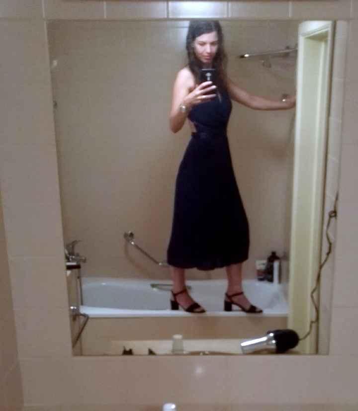 Pedido de opiniões - vestido de convidada - 5
