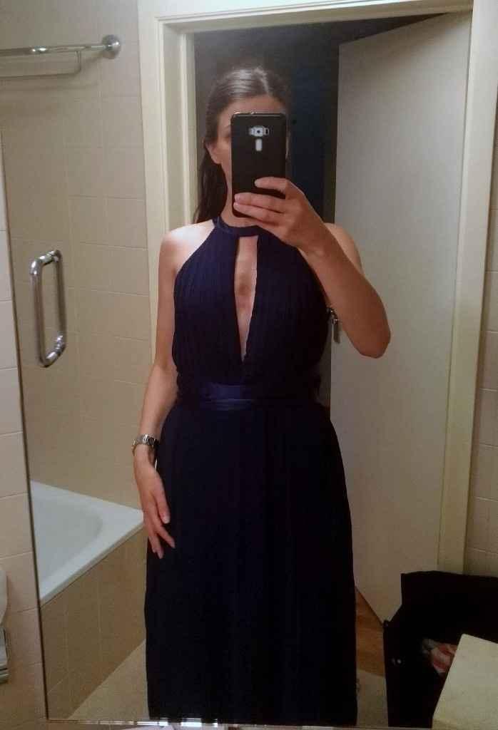 Pedido de opiniões - vestido de convidada - 6
