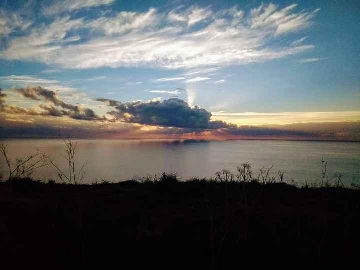 Por do sol nas Dingli Cliffs