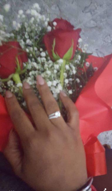 Mostra-nos o teu anel de noivado 😍💍 6