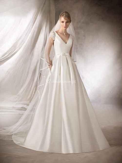 o que mais gosto num (no meu) vestido de noiva - Gabriela - 4