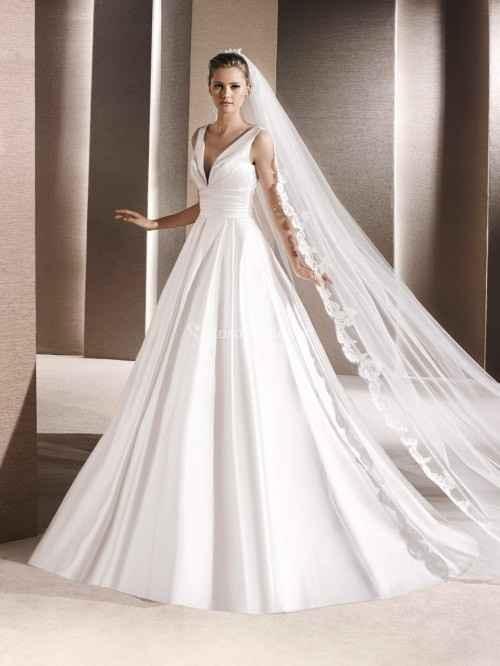 o que mais gosto num (no meu) vestido de noiva - Gabriela - 5