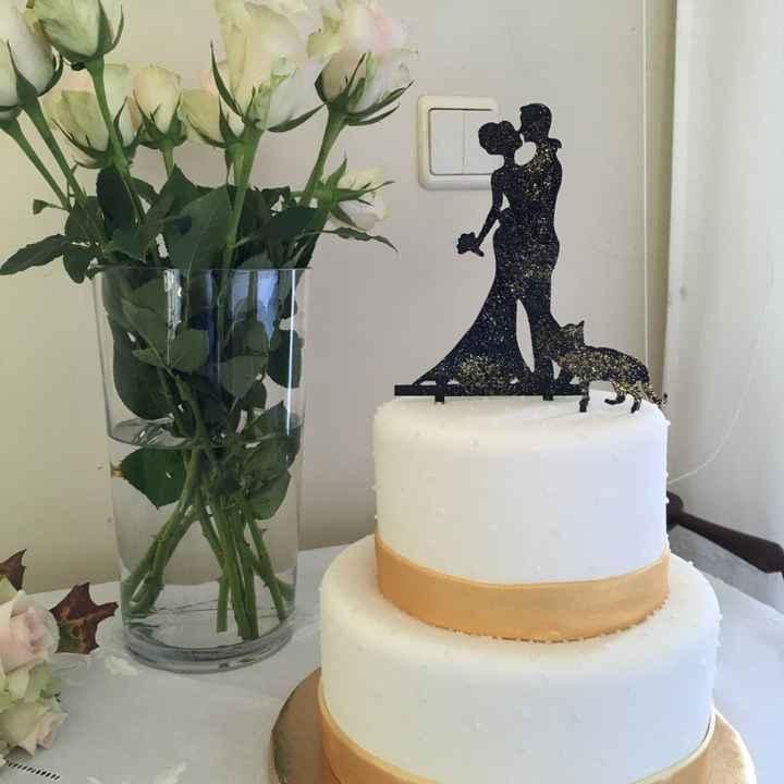 Os cake toppers mais fofos que vão ver hoje 😍 - 1
