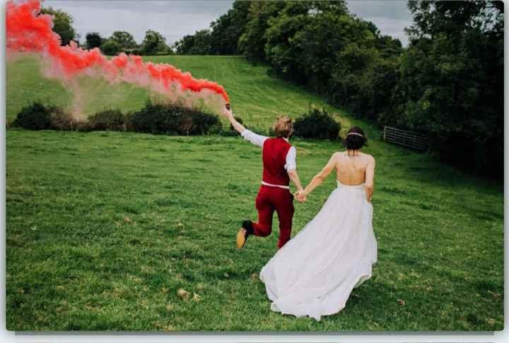 Outubro é rosa 💕 smoke bomb - 3