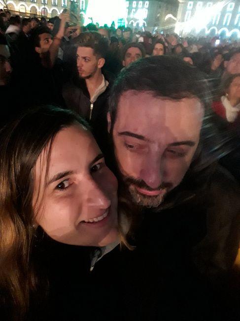 Já tiraram a primeira foto juntos de 2020? 📸 11