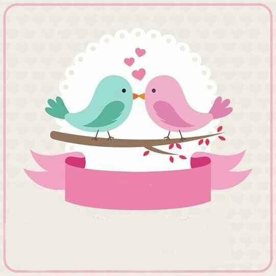 Inspirações love birds - 22