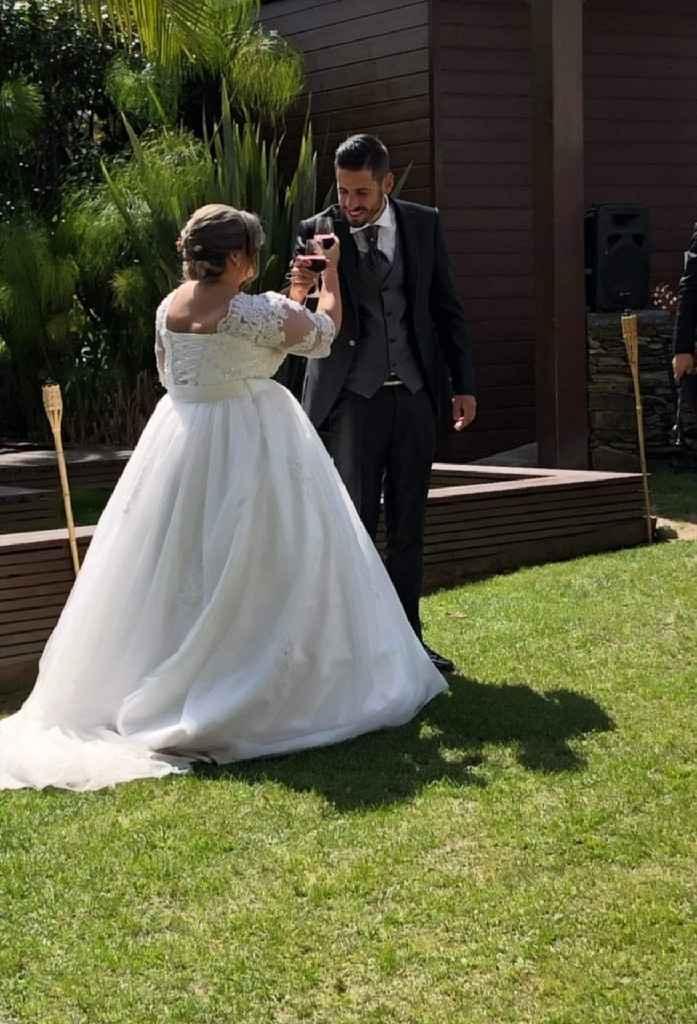 Noivos que se casam em 11 de Agosto de 2019 em Oliveira de Azeméis - 1