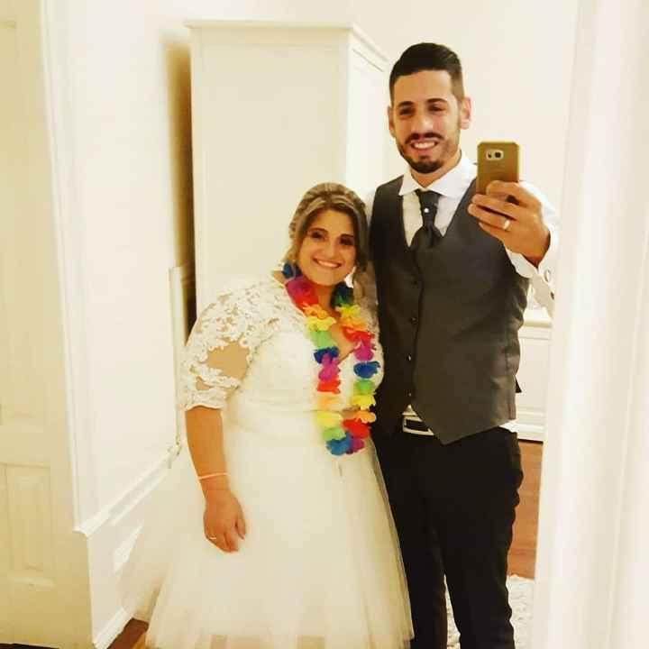 Noivos que se casam em 11 de Agosto de 2019 em Oliveira de Azeméis - 2