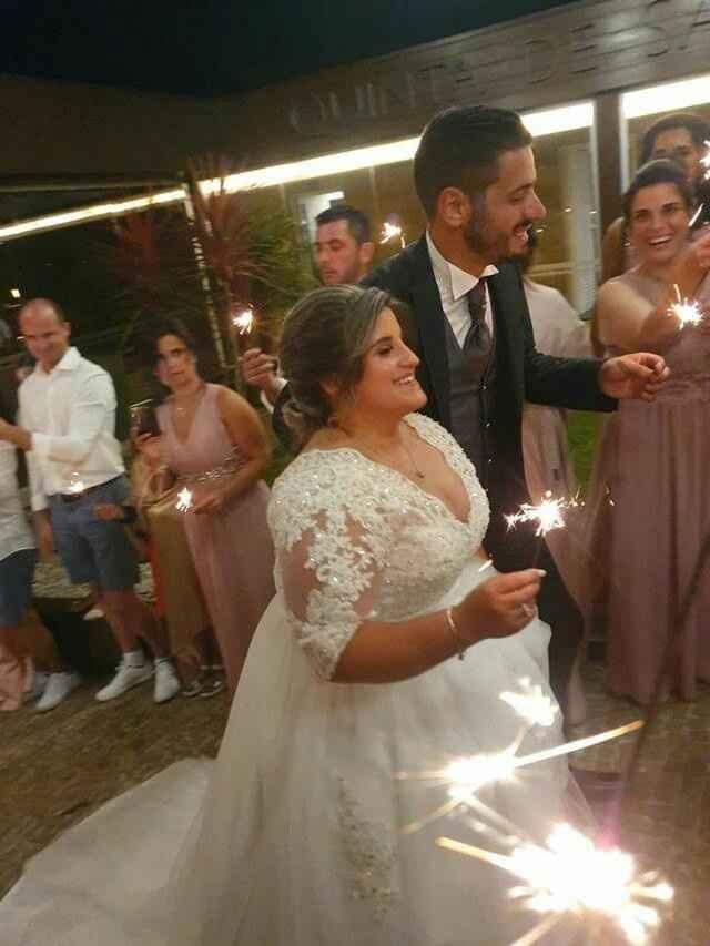 Noivos que se casam em 11 de Agosto de 2019 em Oliveira de Azeméis - 4
