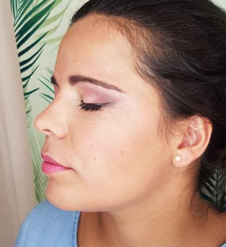 Make up - teste - 2