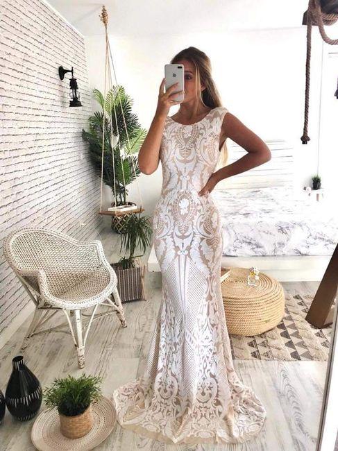2° vestido... Ter ou não ter? 2