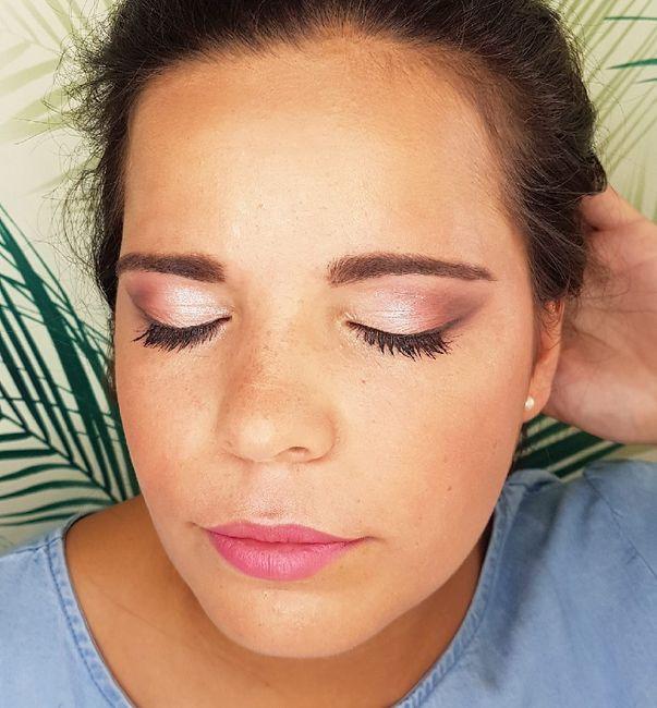 Make up - teste 1